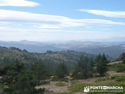 Senderismo Cueva Valiente - Pico Cueva Valiente - Hacia Peguerinos; mapas senderismo gps